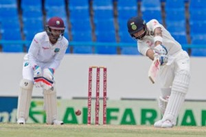Fruitless day for the West Indies