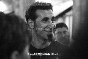 """Serj Tankian finishes song for Genocide-themed """"The Promise"""""""