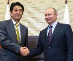 Vladimir Putin / Shinzo Abe